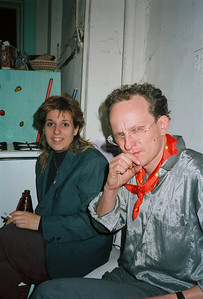 Veronique's Birthday Party, East Village, NYC, 1986 - 1 of 9