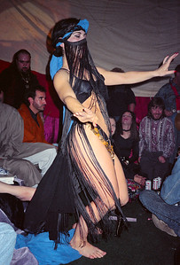 Victoria Byers' Big Bang #3, Los Angeles, 1992 - 1 of 9
