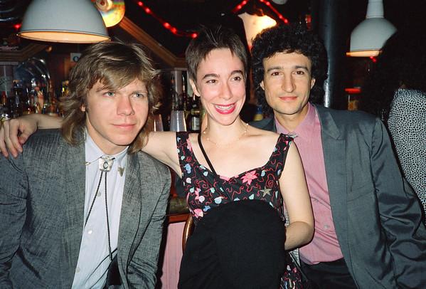 Shary Flenniken & Bruce Pasko Wedding Party, NYC, 1987 - 12 of 13