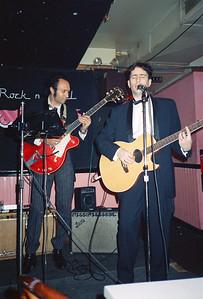 Shary Flenniken & Bruce Pasko Wedding Party, NYC, 1987 - 1 of 13