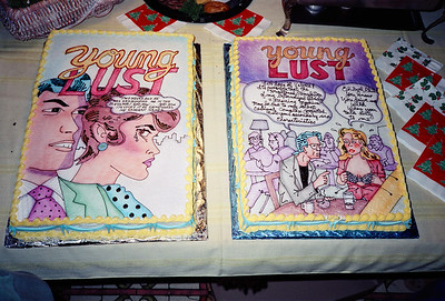 Young Lust 20th Anniversary, San Francisco, CA, 1990