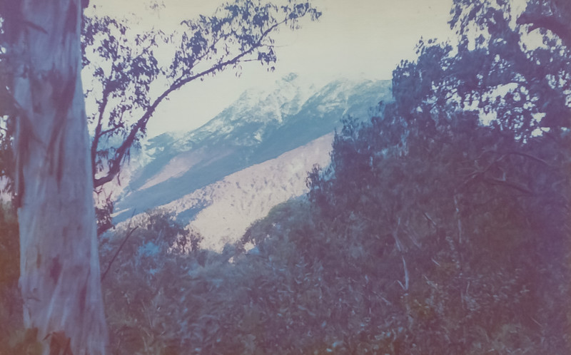 Kosiousko National Park - Aug 1973