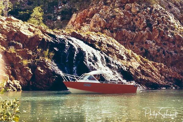 Exploring the Kimberley Coast 1980