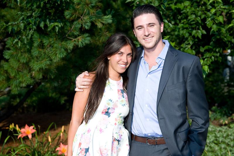Allie & Matt Proposal & Engagement Celebration