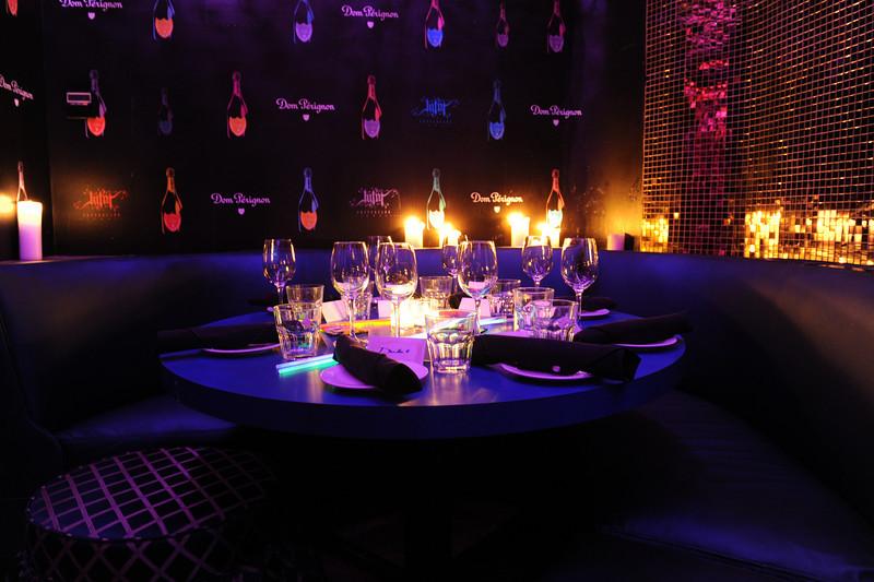 Nikos Birthday Celebration at Juliet Supper Club