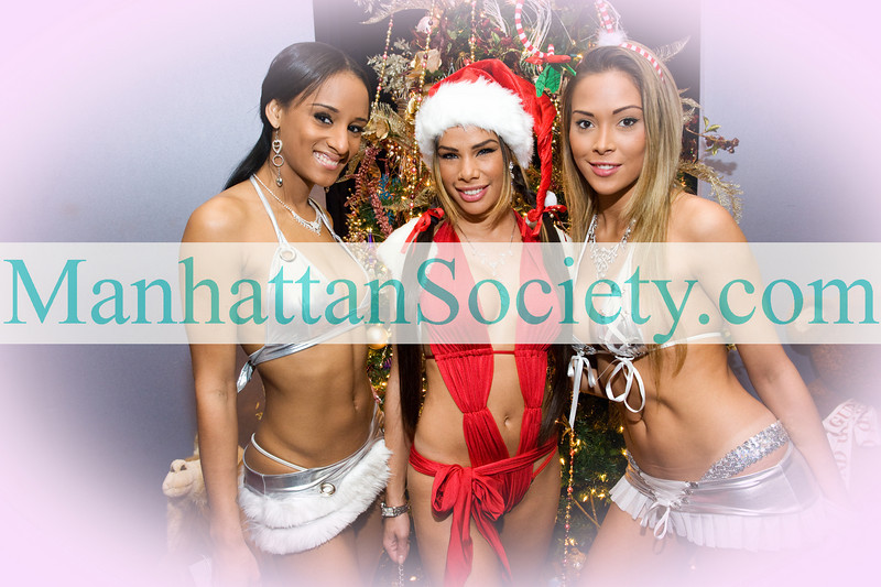 PENTHOUSE  Executive Club Christmas Party, Toys for Tots, U.S. Marine Corps Reserve 2009