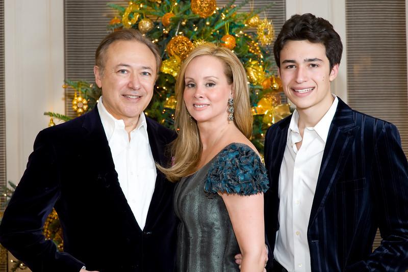 Hernandez Christmas Photos 2010
