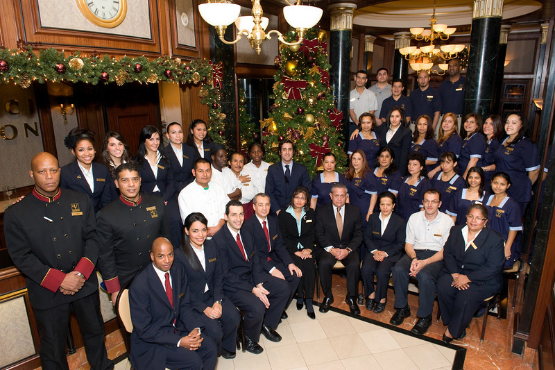 Vincci Avalon Hotel Employee Photo