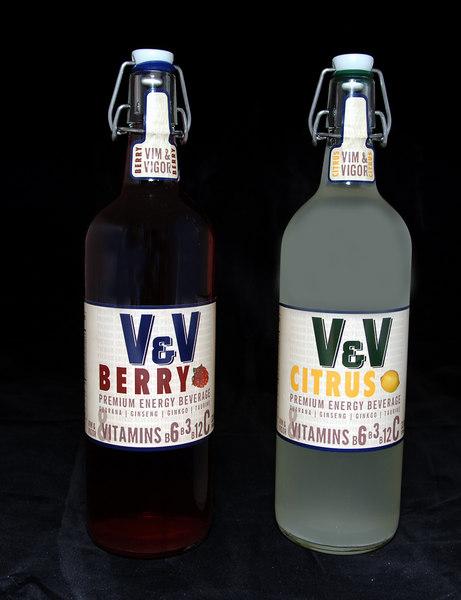 Vim & Vigor Energy Drink