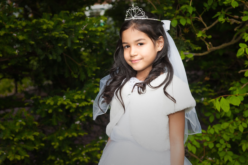 Destiny's First Holy Communion