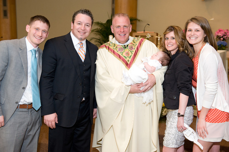 The Christening of William Anselmo