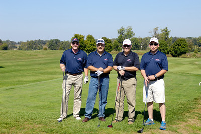 The Air Evac Lifeteam Team. Kentucky EMS Golf Scramble. 2013 Kentucky EMS Conference and Expo.