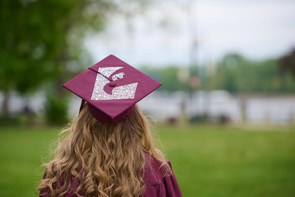 2021 UWL Commencement Graduation La Crosse Center 0520