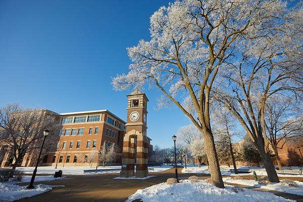 2021 UWL Rime Frost Snow Campus Bluffs 0101