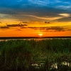 Lake Okeechobee Sunset