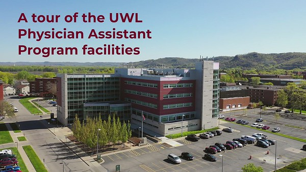 A tour of the UWL Physician Assistant Program Facilities