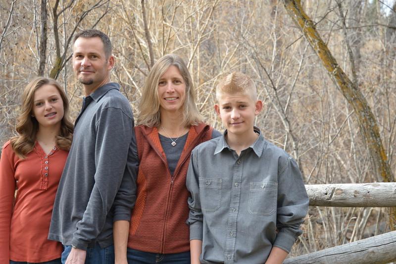 Thompson Family 2014 11 24