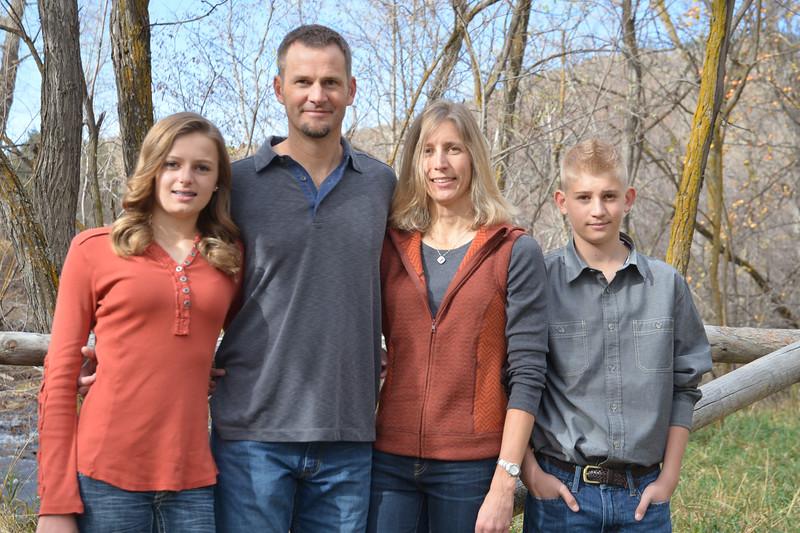 Thompson Family 2014 11 20