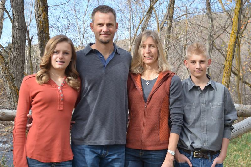 Thompson Family 2014 11 18