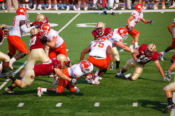 Boston College vs. Clemson