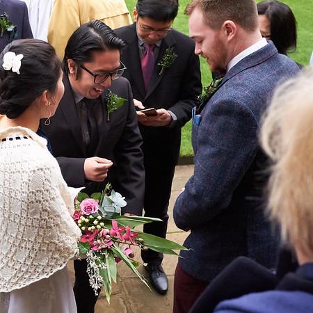 Wedding - Vanessa and Alasdair