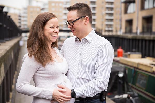 Camilla & Ed Maternity