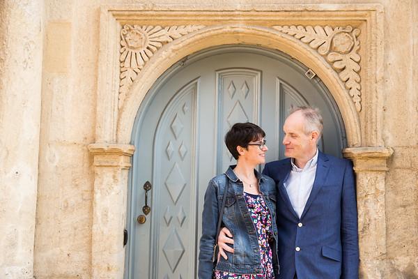 Dorothee & Lee engagement