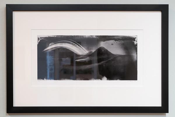Title: Harper River-Waterlog-92mls : Artist : Stefan Roberts