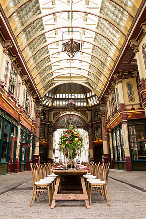 Leadenhall Market - Hannah Larkin Photography-1