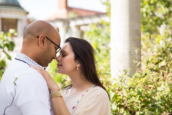 Meera & Raj Engagement Shoot