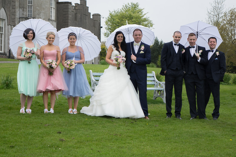 Suzie & Damien Wedding 15th May 2015