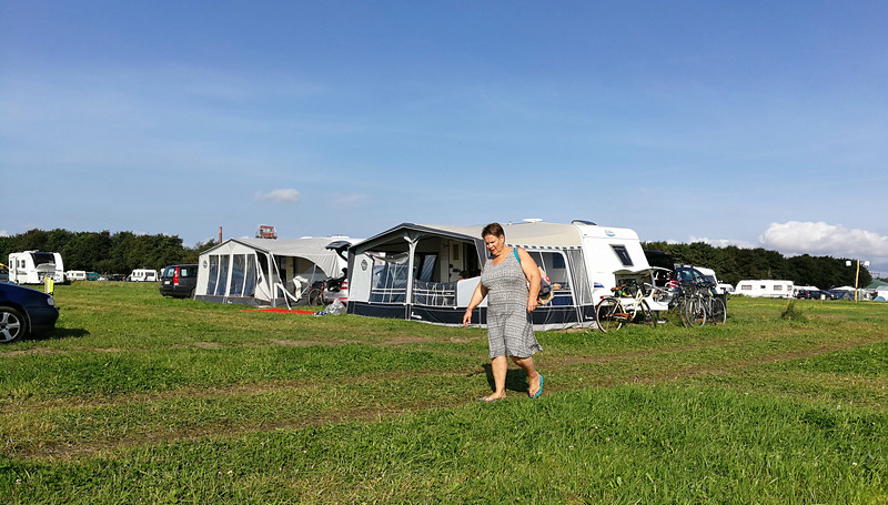 Tønder Festival 2017. Mamma, Bryndis på Campingpladsen. 2017.  Photo © Torben  Christensen @ Copenhagen