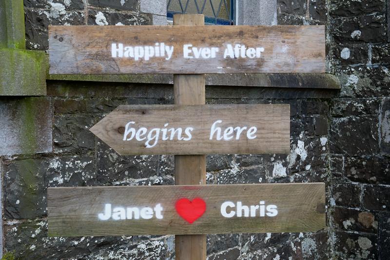 Janet & Chris