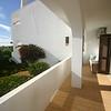 lower terrace off bedrooms