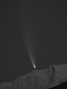 Comet C/2020 F3 NEOWISE  07-09-2020