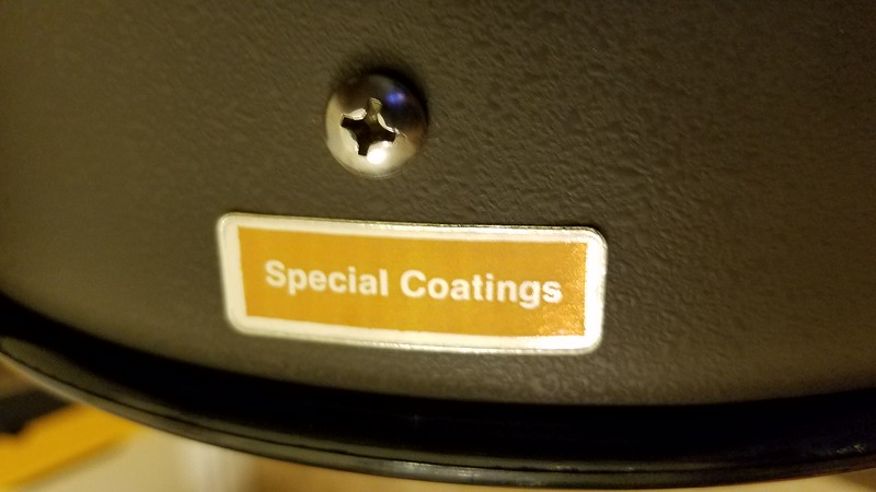 Special Coatings? What's so special?