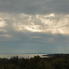 Lake Balaton View from Belvedere of Balatongyörök — Balatoni kilátás a balatongyöröki Szépkilátótól