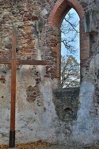 Ruins of Salföld Monastery