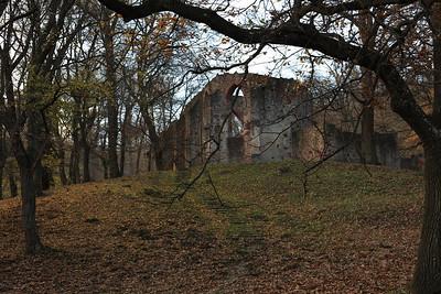 Ruins of Pauline Monastery at Salföld — A salföldi Pálos-kolostor romjai