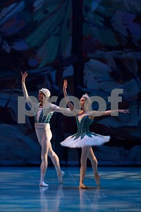Nutcracker  2010 Act I River Run Theatre Tom Thompson Painting (Ballet Jorgen) 4.tiff