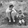 Ayoe og Bryndis i FRUM 1991