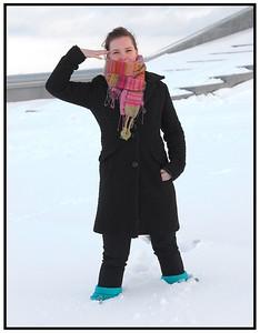 Ayoe Amager Strand sne 2005