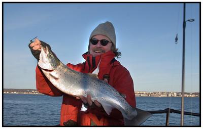 Lakselogen Fisketur ørred 2006