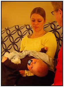 Helstrand familien 2009