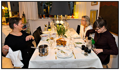 Ayoe, Bryndis, Annie Juleaften 2014