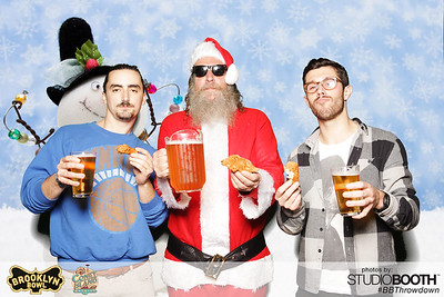 Brooklyn Bowl Bad Santa - Brooklyn, NY