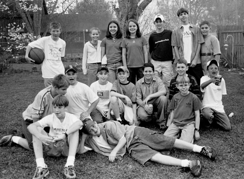 2001 12 years old group02-X2