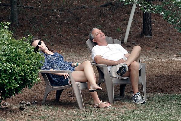 billy and ashley asleep