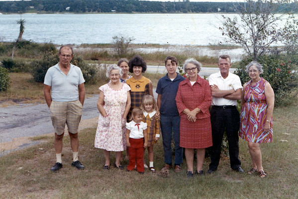 1970 group shot billy teenager