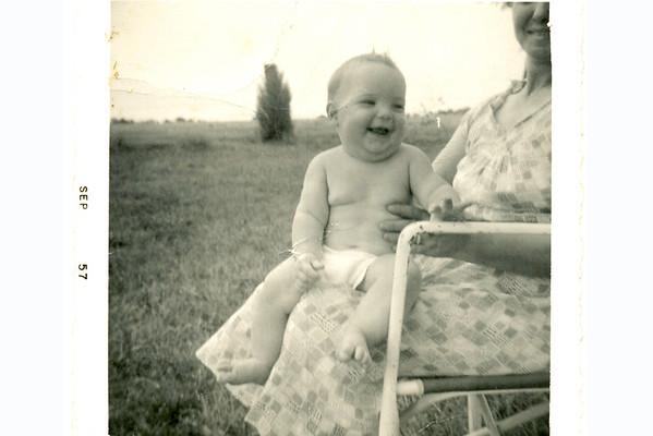 6x4 1957 Billy Elder